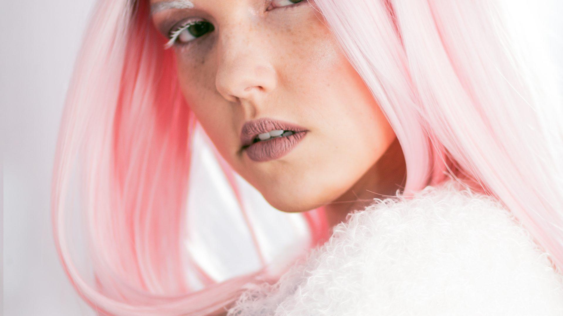 Sesja zdjęciowa - White & Pink